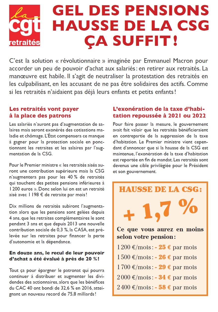 La Cgt De Loire Atlantique 44
